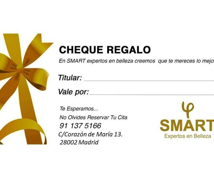 Cheque regalo SMART expertos belleza
