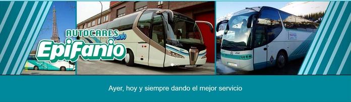 Alquiler de autobuses Asturias