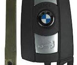 Llaves de coche BMW