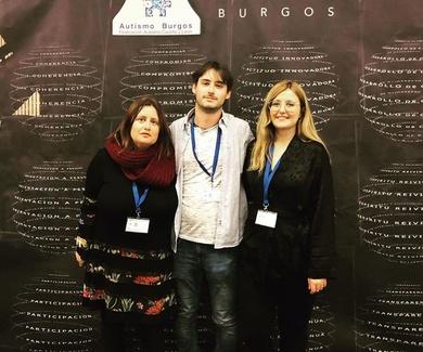 Nos actualizamos asistiendo al 35 Congreso Internacional de Autismo Burgos