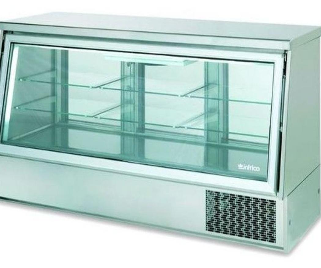 Utilidades y tipos de vitrinas refrigeradas