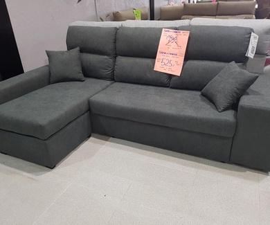 ¡El sofá que lo tiene todo a un precio increíble!
