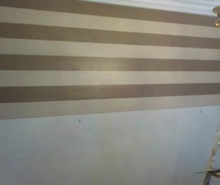 Colocación de papel y alta decoración
