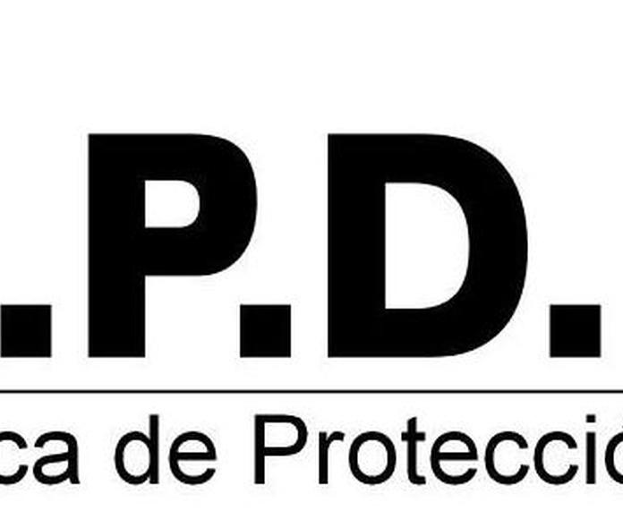 PROTECCION DE DATOS: CATÁLOGO de Gestoría Diéguez