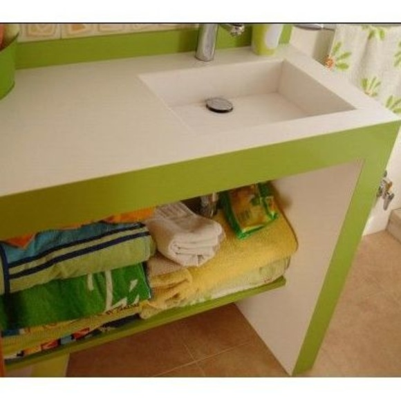 Mueble de baño: Nuestros trabajos de Cano, Granits i Marbres, S.C.C.L.