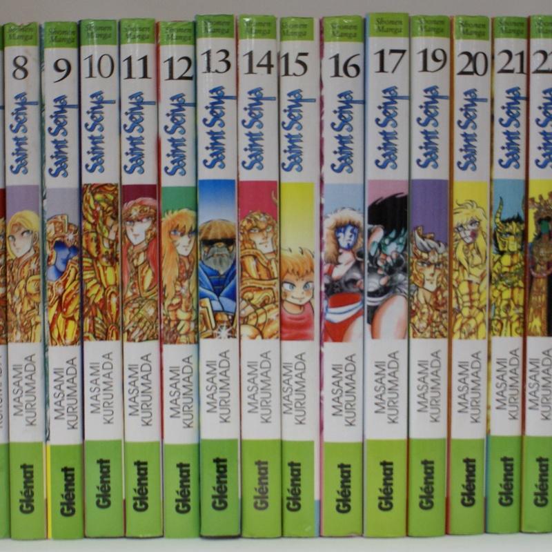 Comic SAINT SEIGA , Caballeros del zodiaco 28-VOL.: Catalogo de Ocasiones La Moneta
