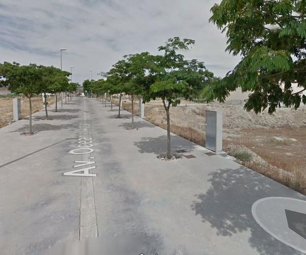 Parcelas en Zuera ( Zaragoza ), para chalet individual o pareados