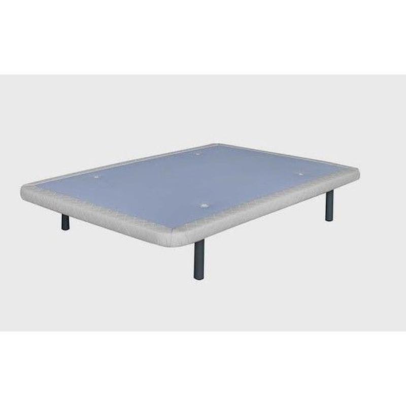 Base tapizada 3D XL: Catálogo de muebles de forja de Forja Manuel Jiménez