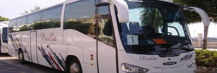 autocares para bodas