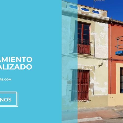 Pintores profesionales en Palafrugell | Paco Ruiz Pintors