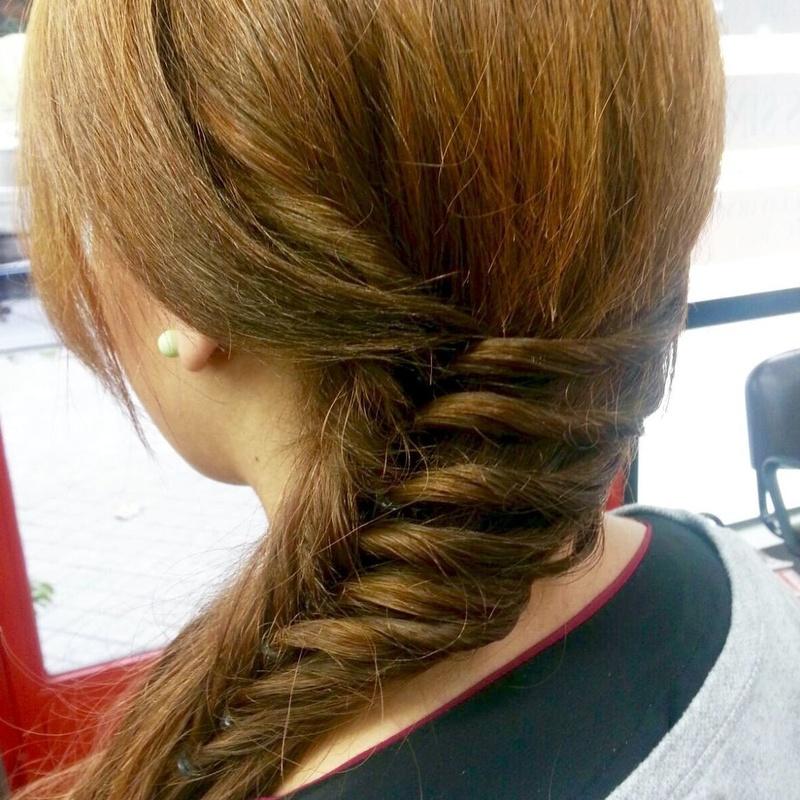 Peinado: Servicios de Arminza Peluquería