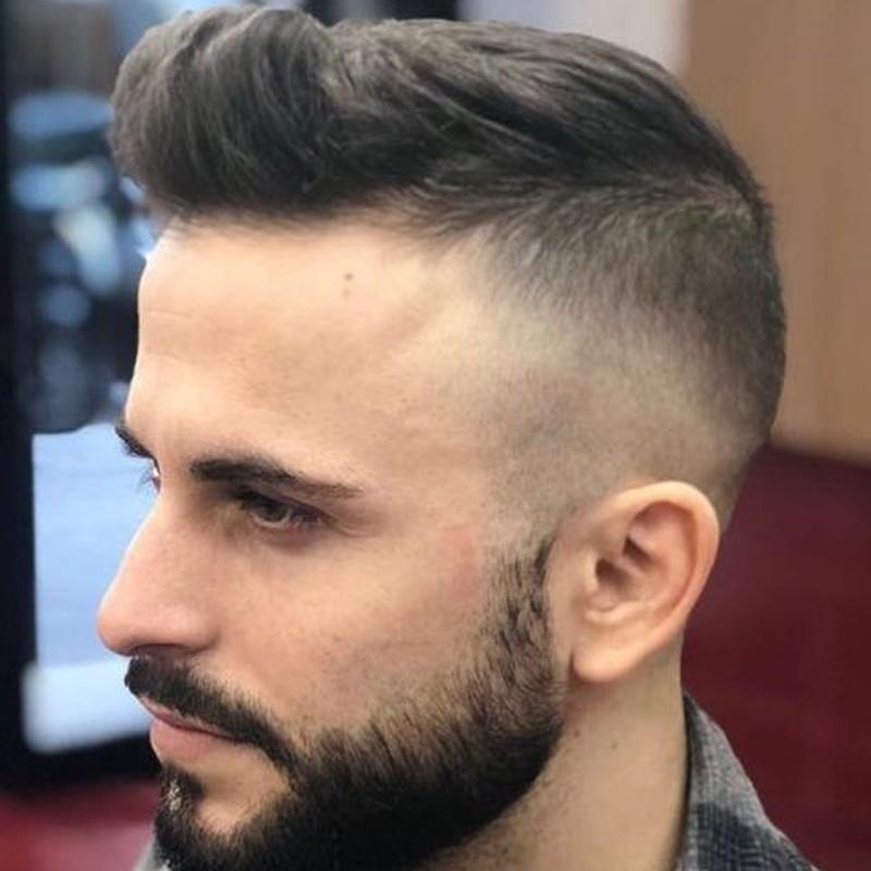 Male haircut: Services de Macias Hair Studio Poblenou