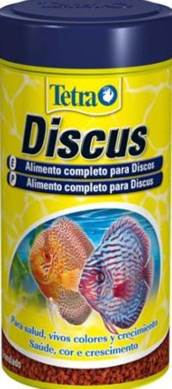 Tetra Discus.