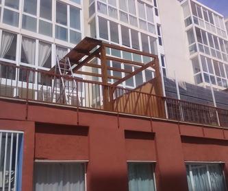 Estructuras con vigas de madera: Servicios de Pirenaica Estructuras de Madera