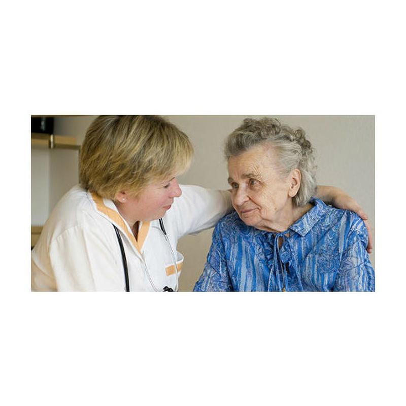 Especializado en alzehimer y cuidados paliativos
