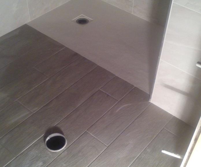 Reformas baratas baño
