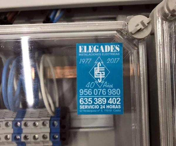 Montajes eléctricos en Cádiz
