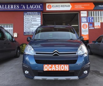 Citroën Berlingo 2.0HDI 90CV:  de Ocasión A Lagoa