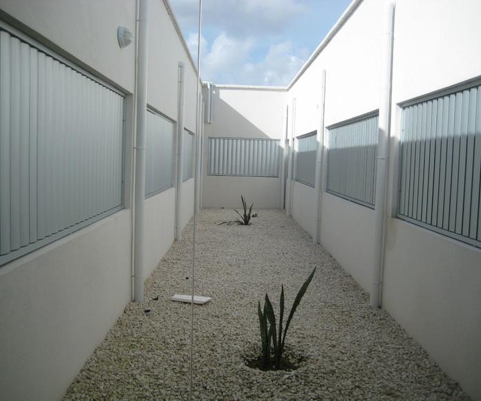 Centro de Infantil y Primaria CAMPOSOTO y LA MARQUESA: Proyectos de VILCHES ARQUITECTOS