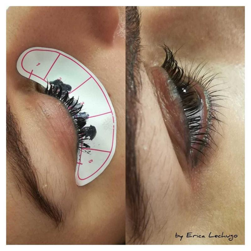 Extensiones de pestañas: Tratamientos de Microblading by Erica Lechugo