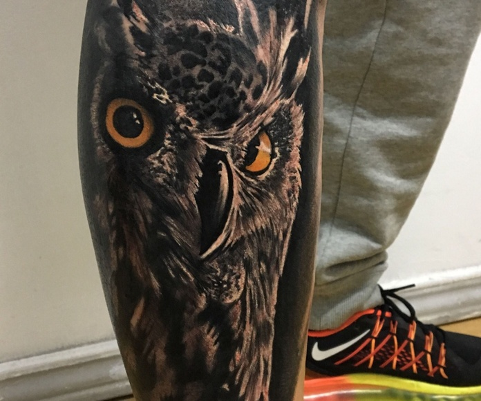 Tatuajes realistas en Barcelona: Tatuajes de Inksane BCN Tattoo en Barcelona