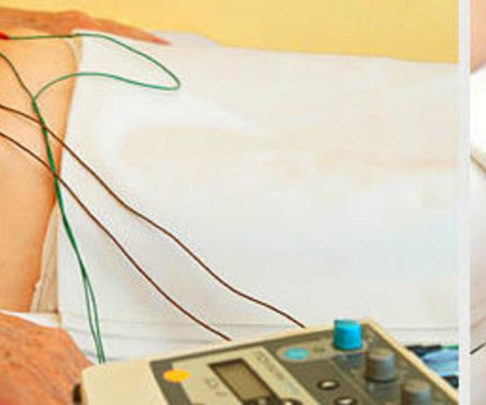 Electroacupuntura & Ryodoraku