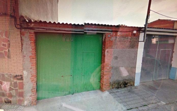 Venta de solar cercado calle Cooperativa: Inmuebles Urbanos de ANTONIO ARAGONÉS DÍAZ PAVÓN