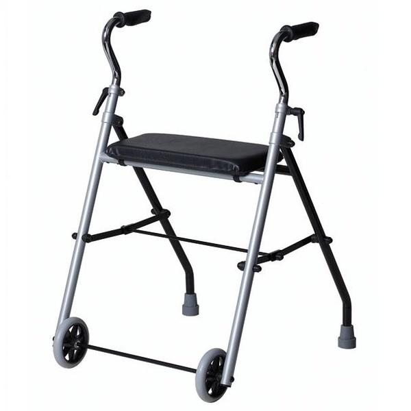 Caminador plegable 2 ruedas Mini Rolator