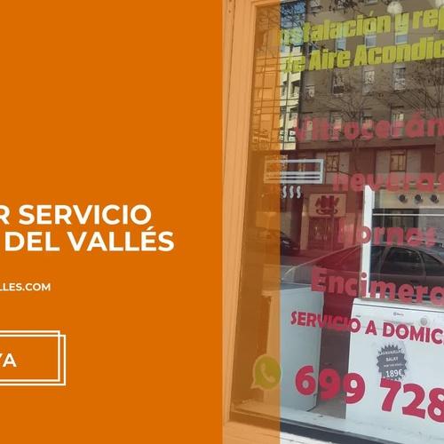 Servicio técnico Whirpool en Terrassa; Servicio del Vallés