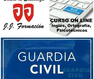 Curso online oposición de Guardia Civil