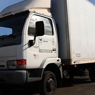 Transporte autorizado de residuos