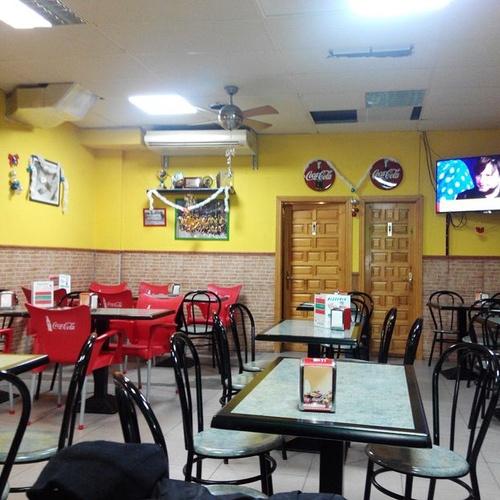 Restaurante y pizzería en Daganzo de Arriba