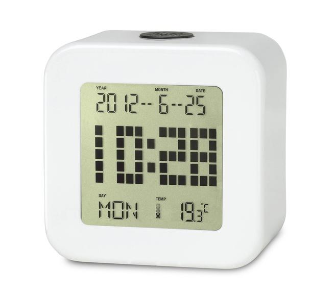 Reloj Despertador Digital DCD-23W
