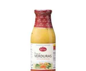 CREMA DE VERDURAS FERRRE TARRO 485 ML
