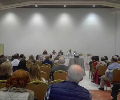 APLIJER: Asiste al XXVIII  congreso  y XXX aniversario de ASEJER en Sevilla