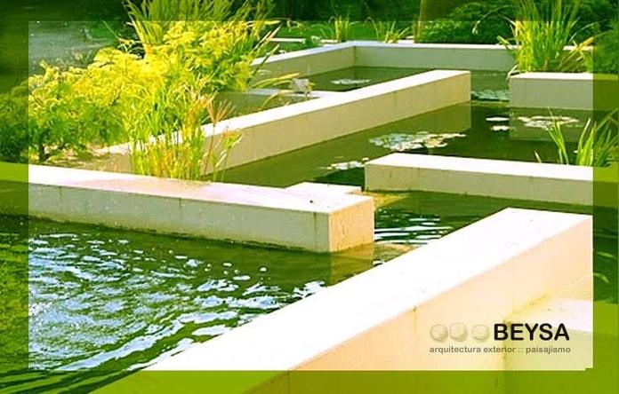 Diseño de espacios exteriores: Servicios de Beysa Arquitectura y Paisajismo