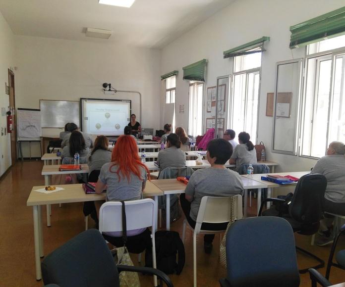 Fundación Canaria Oliver Mayor contra la Fibrosis Quistica: Proyectos y Servicios de Asociación Domitila