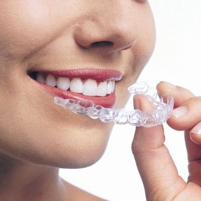 La ortodoncia invisible
