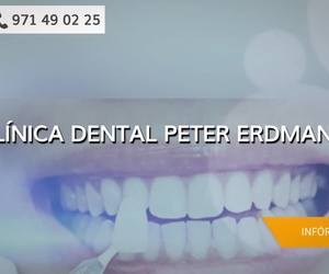 Clínicas dentales en Palma de Mallorca | Clínica Dental Peter Erdmann