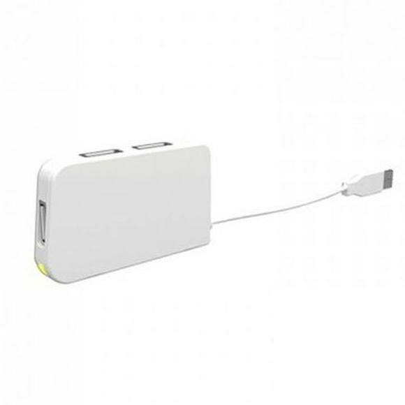 ADAPTADOR/HUB 4 PUERTOS USB 2.0  APPHT4W: Nuestros productos de Sonovisión Parla