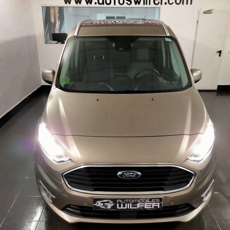 Ford Grand tourneo connect: Productos y servicios de Automóviles Wilfer