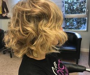 Corte de pelo de señora