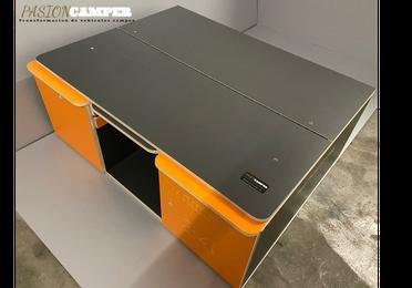 Mueble Salón-Cama M (hasta 118x100x36cm)