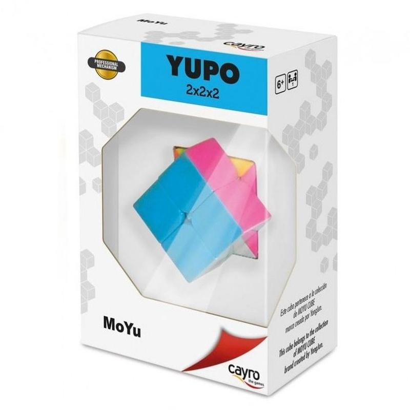 Cubo Moyu 2x2 Yupo