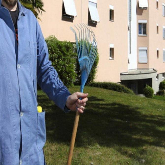 El mantenimiento de jardines en comunidades
