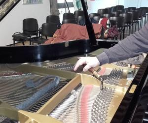Afinador de pianos en Málaga