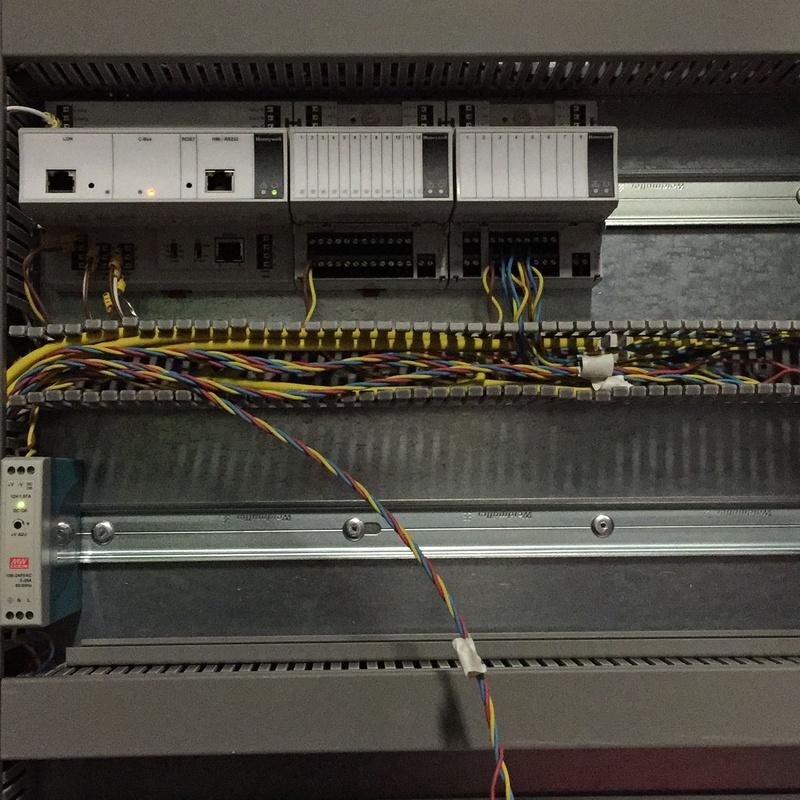 Control de clima e informática: Servicios de ALDA Instalaciones