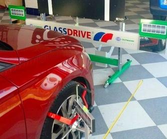 Nuestros servicios: Productos y Servicios de Glass Drive Villaverde