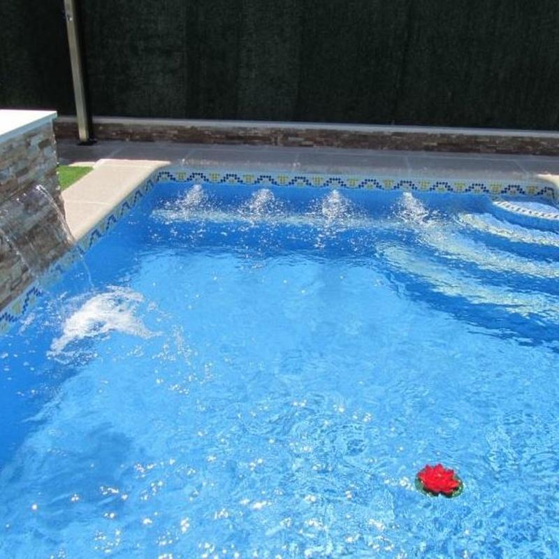 Piscinas de obra en Parla y alrededores : Nuestras piscinas de Piscinas Aquaeski