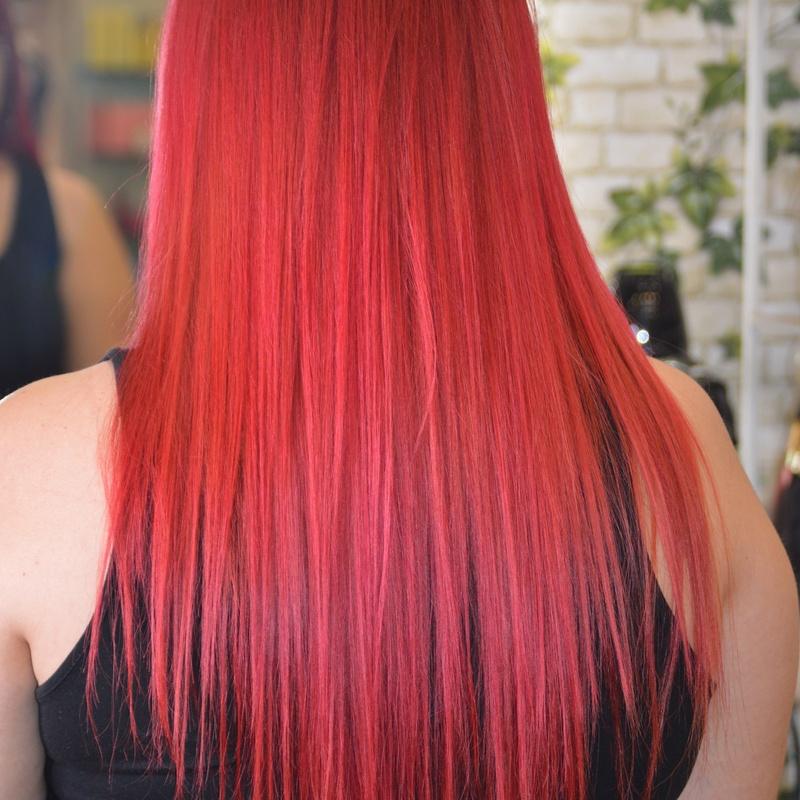 Color: Servicios de Gema Mena Peluquería Hair Spa